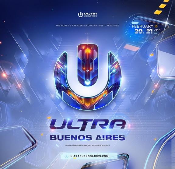Dash Berlin – Ultra Music Festival Argentina (Buenos Aires) – 21-02-2015