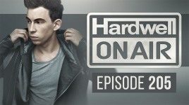Hardwell – On Air 205 – 20-02-2015