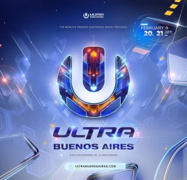 Showtek – Ultra Music Festival Argentina (Buenos Aires) – 21-02-2015