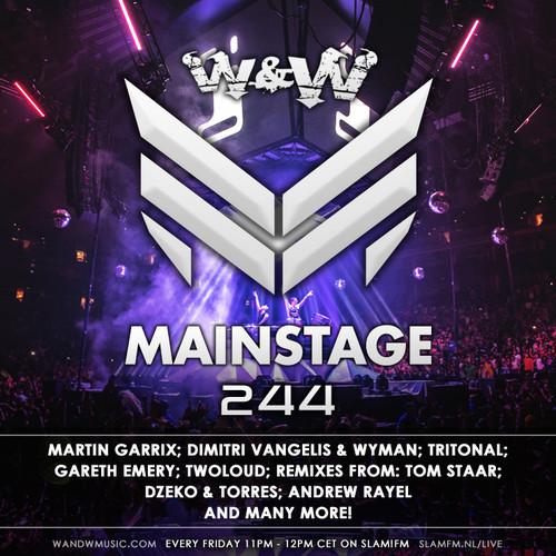 W&W – Mainstage 244 – 13-02-2015