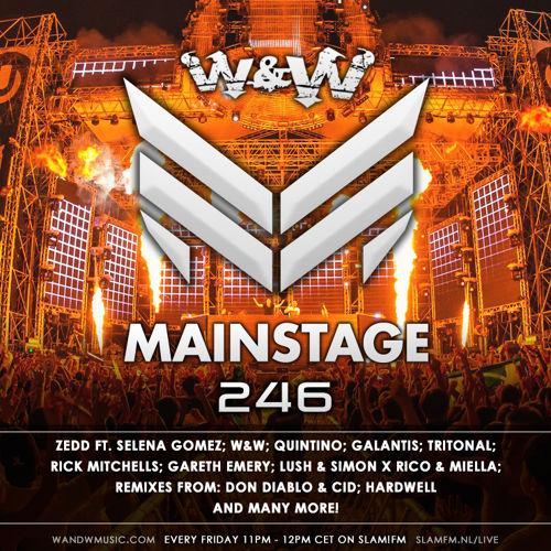 W&W – Mainstage 246 – 27-02-2015