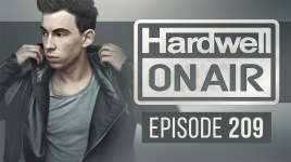 Hardwell – On Air 209 – 20-03-2015